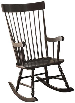 Acme Furniture 59297 Arlo Series  Wood Frame Rocking Chair
