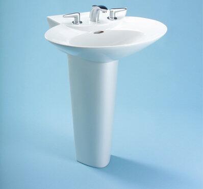 Toto LPT908N#51 One-Hole Lavatory&Pedestal