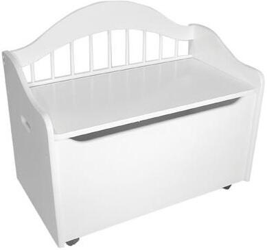 KidKraft 141COL Limited Edition Toy Box With Flip-Top Lid, Sturdy Construction & In