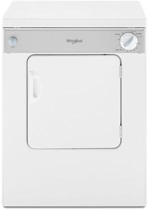 "Whirlpool LDR3822PQ 24"" Electric Dryer"