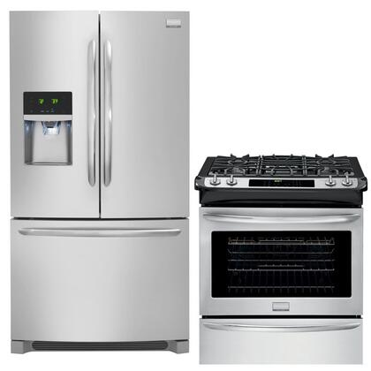 Frigidaire 348329 Gallery Kitchen Appliance Packages