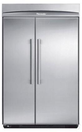 Thermador KBUIT4865E Built In Side by Side Refrigerator