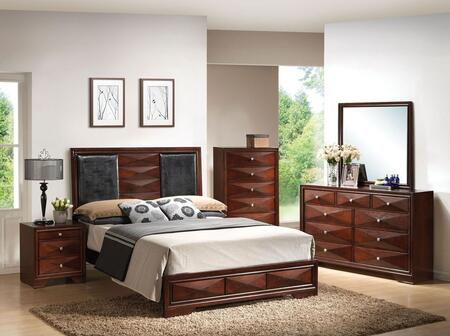 Acme Furniture 21920Q4PCSET Windsor Queen Bedroom Sets