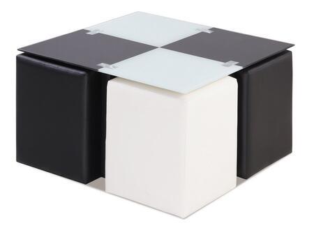 Global Furniture USA T567C Modern Table