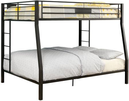 Furniture of America CMBK939FQBED Claren Series  Bed