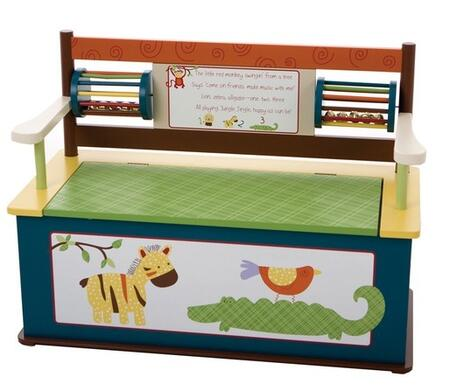 Levels of Discovery LOD70201 Childrens  Wood Bench