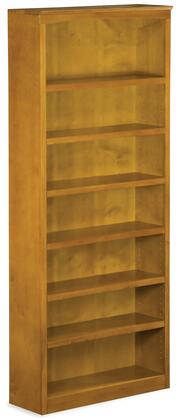 Atlantic Furniture MISSION84BSCL Mission Series  Bookcase