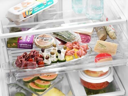 Whirlpool Wrt351sfyw Top Freezer Refrigerator In White