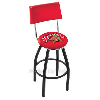 Holland Bar Stool L8B430MRYLND Residential Vinyl Upholstered Bar Stool