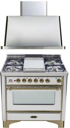 Ilve 720086 Majestic Kitchen Appliance Packages