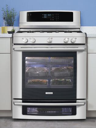 Electrolux EW3LGF65GS Wave-Touch Series Gas Freestanding |Appliances Connection