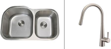 Ruvati RVC2533 Kitchen Sink