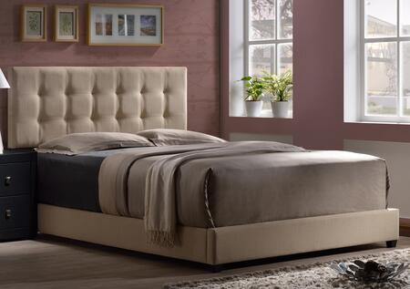 Hillsdale Furniture 1284BQR Duggan Series  Queen Size Platform Bed