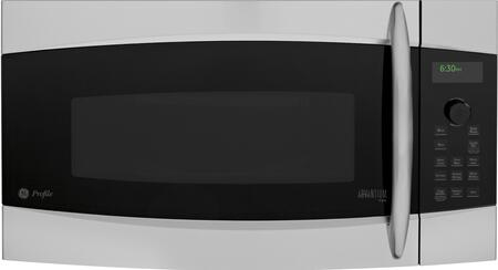 GE PSA1201RSS 1.7 cu. ft. Capacity Over the Range Microwave Oven |Appliances Connection