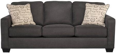 Flash Furniture FSD1669SOCHGG Alenya Series Stationary Microfiber Sofa