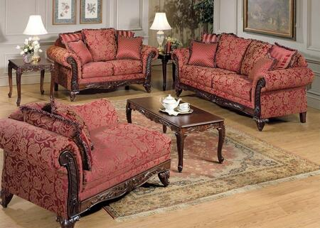 Acme Furniture 50330SLCT Fairfax Living Room Sets