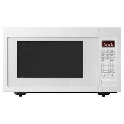 Whirlpool UMC5225D 2.2 cu. ft. Countertop Microwave with 1 Rack, 1200 Cooking Power Wattage, Greater Capacity, Quick Touch Setting and Sensor Cooking in