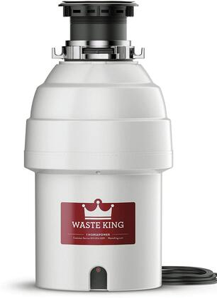 Waste King 9900TC Batch Feed 3/4 HP Food Disposer
