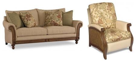 Hooker Furniture 112552013KIT3 Windward Living Room Sets