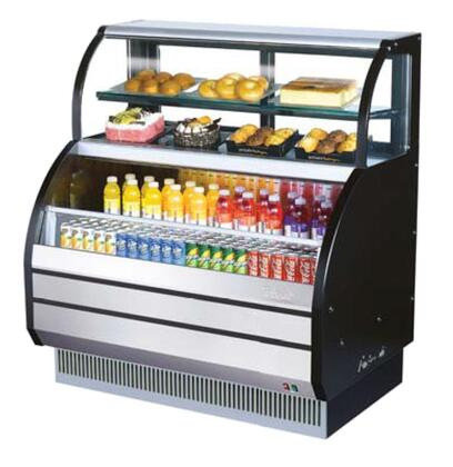 Turbo Air TOMW50SBSF  Freestanding Refrigerator