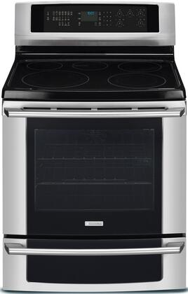 """Electrolux EI30EF55GS 30"""" IQ-Touch Series Electric Freestanding"""
