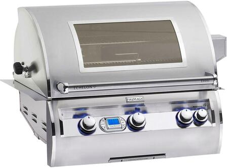 "FireMagic E660I4A1NW 33"" Stainless Steel Built-In Grill"