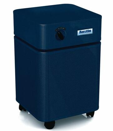 Austin Air B405 Allergy Machine Air Purifer, 60 Sq. Ft. Medical Grade True HEPA, 3 Fan Speeds, 5 Years Filter Life, Solid Steel Construction, CSA and UL Approved and Easy-Roll Casters in