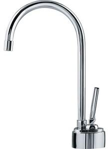 Franke DW80-100 Cold Water Only Point of Use and Filtration Faucet with FRCNSTR100 Filtration System in