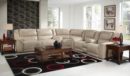 Catnapper 415189122326302326 Carmine Sectional Sofas