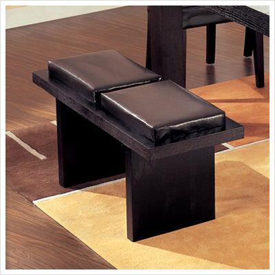 Global Furniture USA G020BNCP001  Bench