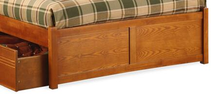 Atlantic Furniture STUFPWHQN  Queen Size Bed