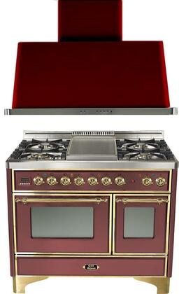 Ilve 720767 Majestic Kitchen Appliance Packages
