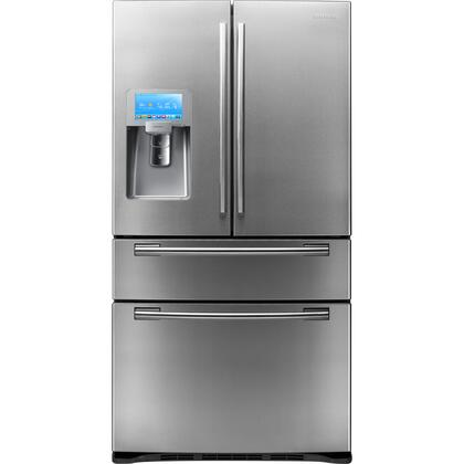 Samsung Appliance RF4289HARS  French Door Refrigerator with 28 cu. ft. Total Capacity 5 Glass Shelves