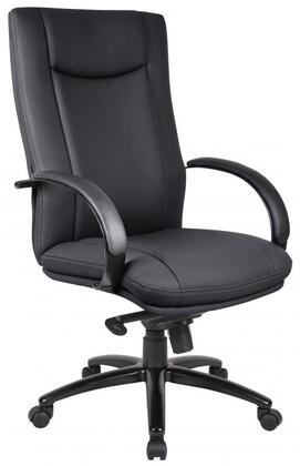 "Boss AELE72BBK 27"" Contemporary Office Chair"