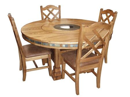 Sunny Designs 1225RODT4C Sedona Dining Room Sets