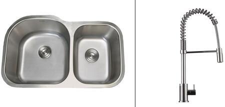 Ruvati RVC2531 Kitchen Sink