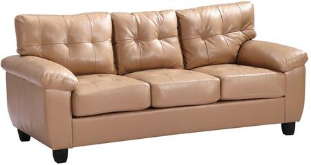 Glory Furniture G901AS  Stationary Faux Leather Sofa
