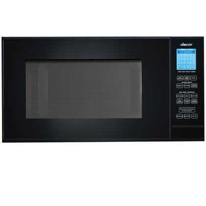Dacor DMT2420BK Built In Microwave Oven, in Black
