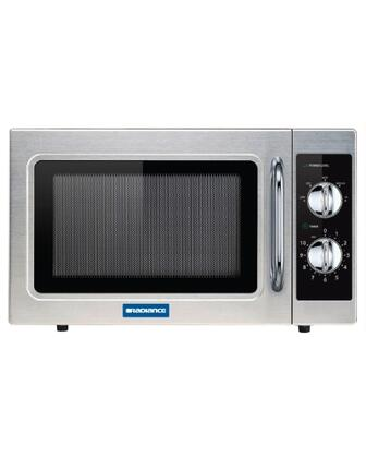 Turbo Air Tmw110 Microwave Oven With Euro Styling Stainless Steel Construction Recessed Door