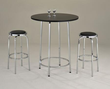 Acme Furniture 71460T2C Bar Table Sets