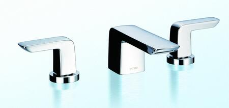 Toto TL960DDLQ#PN 1.5Gpm Widespread Lavatory Faucet