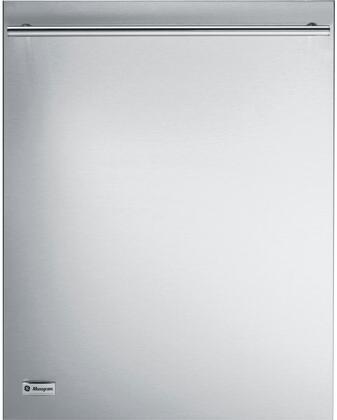 GE Monogram ZBD6920PSS Monogram Series Built-In Fully Integrated Dishwasher