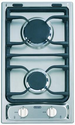 DeLonghi DEGCT212FX  Gas Sealed Burner Style Cooktop