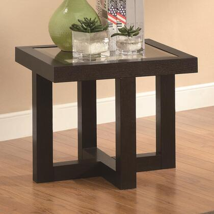 Coaster 701767 701760 Series Contemporary Square End Table