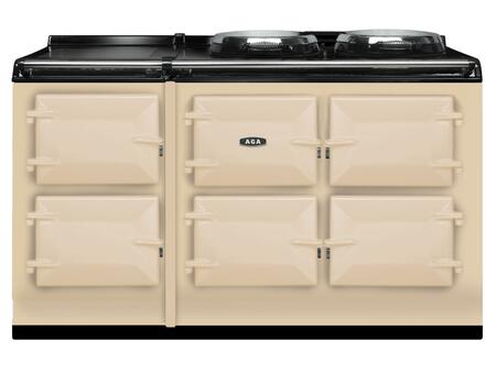 AGA ATC5CRM Total Control Series Slide-in Electric Range with  in Cream