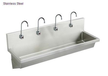 Elkay EWMA7220SBTMC Wall Sink