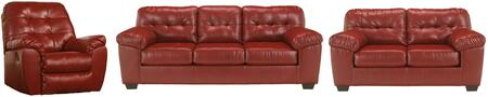 Milo Italia MI2192SLRSALS Patricia Living Room Sets