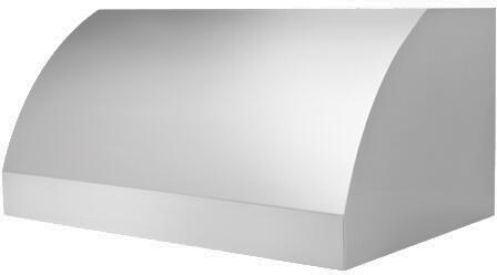 Prizer Hoods SNFE Santa Fe Wall Mount Hood with Seamless Construction, 3-Speed Control, Halogen Lighting, Baffle Filter and High Heat Sensor, in Stainless Steel