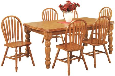 Sunset Trading DLUSLT4272820LO7PC Sunset Selections Dining R