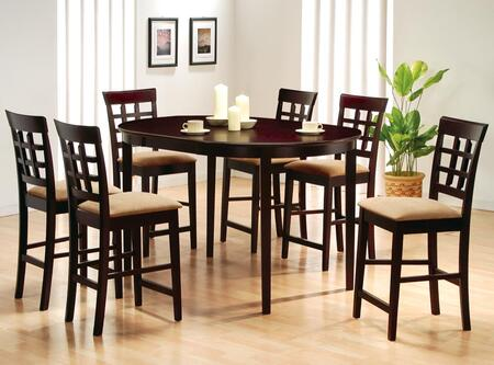 Coaster 100208SET19 Dining Room Sets